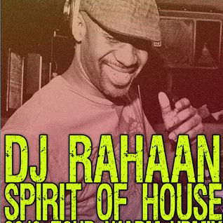 Soul of Sydney #52: DJ RAHAAN (Chicago) Sydney Tour SPIRIT OF HOUSE Warm Up mix | FUNK DISCO BOOGIE