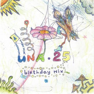 DJ Funkstrot - UNA-25 (birthday mix)