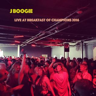 J Boogie RIPEcast Live Breakfast of Champions 2016