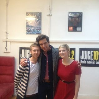 Mika on Juice Breakfast
