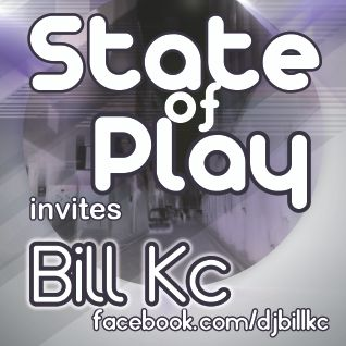 STATE OF PLAY (03-12-12) guest Dj/Prod Bill Kc @ www.cannibalradio.com