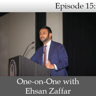 One-on-One with Ehsan Zaffar