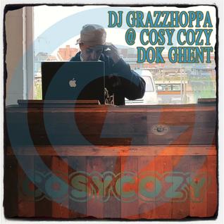 "DJ GRAZZHOPPA @ DOK GHENT ""u gots to chill"""