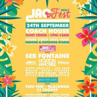 Jac Fest Preview Mix - Clive Tuffin Sept 2016