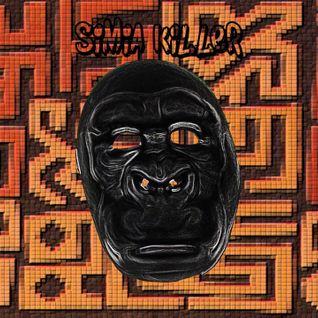 Simia Killer - Mix AfroPop (Vol. 1)