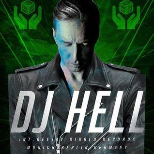 DJ Hell Live at Jesus Club - St. Petersburg [October 5, 2012]