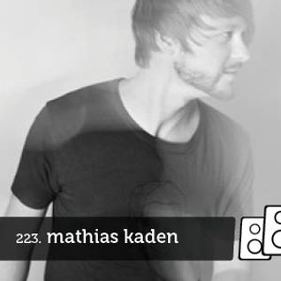 Soundwall Podcast #223: Mathias Kaden