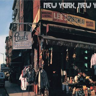 Mixtape Heartbeat #37 - New York, New York
