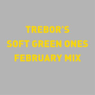 Trebor's 'Soft Green One's' February Mix