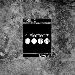 YRILIC  Live au 4 ELEMENTS club Paris