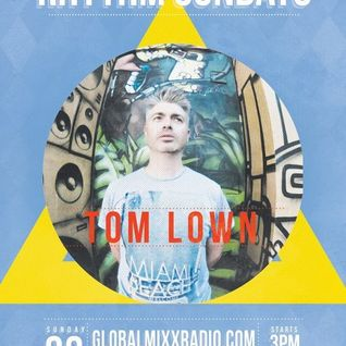 Guest Mix for Rhythm Sundays (Global Mixx Radio)