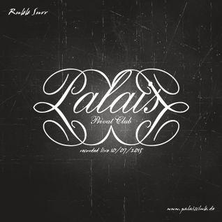 Rubb Surr @  Palais Club Munchen 10.07.2015
