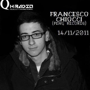 Francesco Chiocci for QH Radio Monday Guest Show