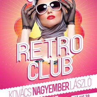 Retro party 2015.05.30. Pásztó, S Club