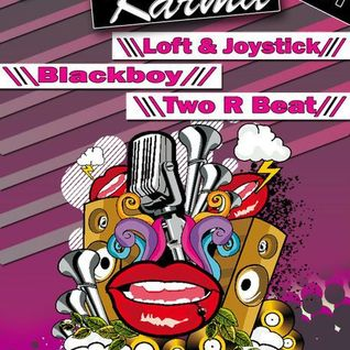 Two'Rbeat @ KARMA (Soul Taste) 18/11/2011 [2h set B2B special set]