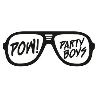 POW! Party Boys Autumn 2010 Promo Mix