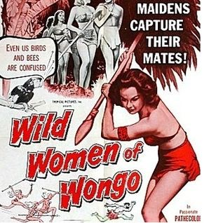 The Rhythm Circuit: Wild White Women of Wongo