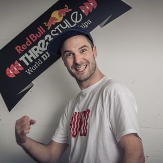 DJ Seniorr, Switzerland, Basel, Red Bull Thre3Style National Final