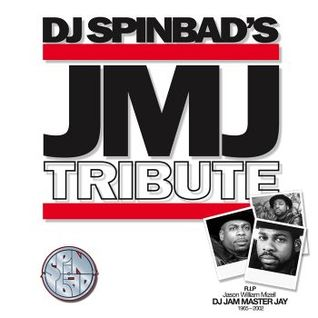 DJ Spinbad - Jam Master Jay (Run DMC) Tribute Mix (2002)