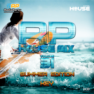 RP House Mix 31 mixed by KEY CD1