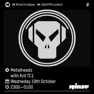 RinseFM 19th October - Ant TC1