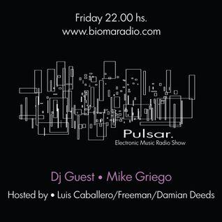 Pulsar 16.11 - Presenta a - Mike Griego - (Entrevista)