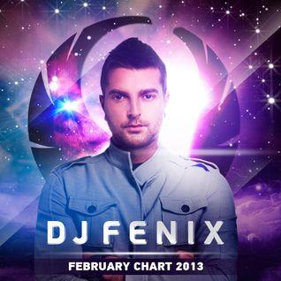 DJ Fenix - February Chart 2013
