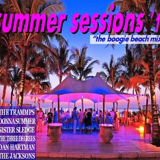 Summer Sessions '16 - The Boogie Beach Mix