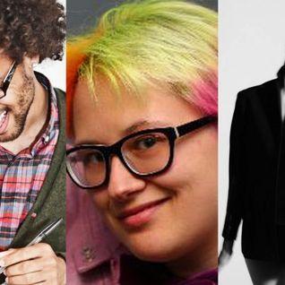 Episode 10 - Queer Poets: Dean Atta, Jude Sandelewski, Amy Blakemore