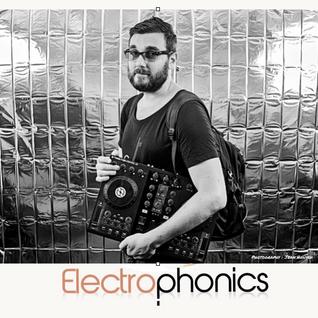 Electrophonics 15/07/2015 W/ Ewan Anderson and Dj Prophet X Nikaï