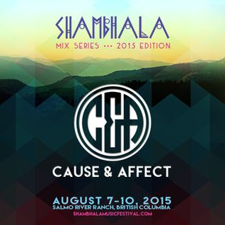 Cause & Affect •• SMF 2015 Mix Series 008