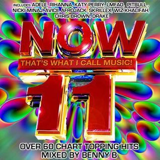 DJ Benny B - Now That's What I Call Music '11