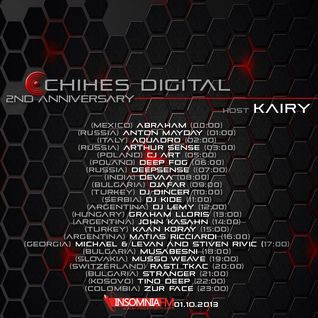 Chihes Digital 2nd Anniversary Guestmix