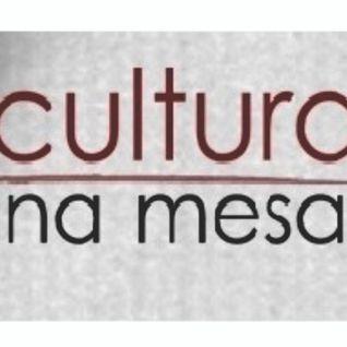 Cultura na Mesa - 29/05/2015