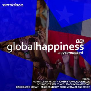 Global Happiness: The Aeroblaze's Podcast 001