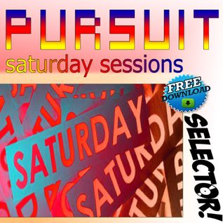 PURSUIT - SATURDAY SESSION VOL 1 (OLDSKOOL HAPPY HARDCORE JUNGLE 92-95 STYLE)