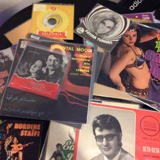 B3 # Show 222 - Oriental Grooves & Middle East Music selected by Captain XXI