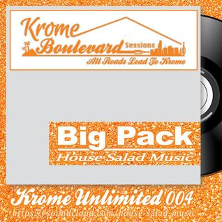 BIG PACK - 004 - KROME UNLIMITED SERIES