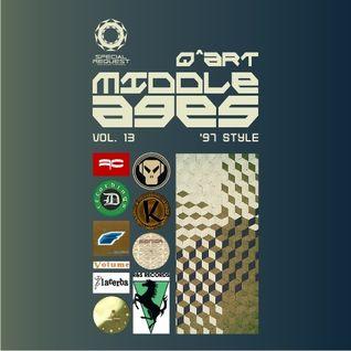 DJ Q^ART - Middle Ages ('97 Style) Vol. 13