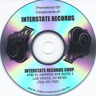 Interstate Records Promotional Demo CD (circa. 2001)