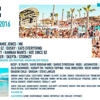 Eats Everything @ Hideout Festival 2016 - Zrce Beach Croatia