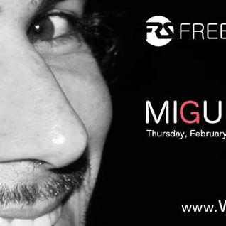 DJ Miguel Tovar - Free Radio Show (www.wohradio.com) Feb.13