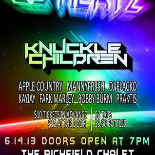 Live 25 Hertz at Richfield Chalet 6-14-13