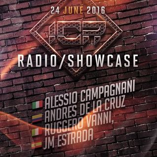 Insane Code Recordings Radio/Showcase | Episode 5 : Alessio Campagnani