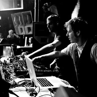 Gabriel and Dresden - Live at Karlson Club FFM - 18-Mar-2016