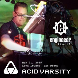 Acid Varsity Live PA May 21, 2015
