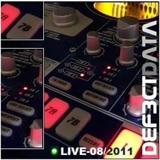 Live 08/2011