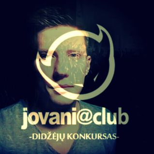 Kęstutis Sidabras - Special MIX for Jovani@club DJ contest 2013