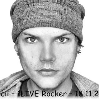 Avicii – 1LIVE Rocker – 18.11.2012 By I ♥ Trance House music