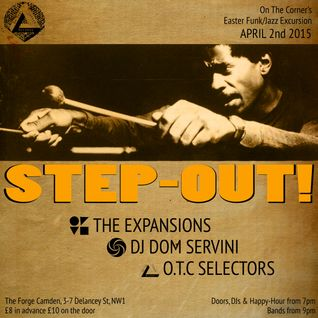 Dom Servini's Step-Out! Mix